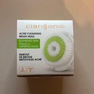 Clarisonic 2 Pack Acne Brush Head